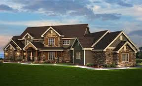 traditional craftsman homes plan 9527rw spacious craftsman home plan traditional house