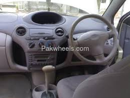 Toyota Platz Interior Toyota Platz 2006 For Sale In Lahore Pakwheels