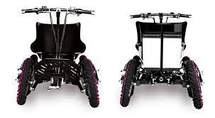 Drive Wheel Chair Zoom All Terrain Four Wheel Drive Wheelchair Off Road Model