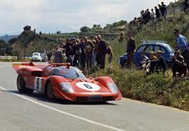 Ferrari California 1970 - nino vaccarella ferrari 512 at targa florio 1970 race cars cz 2a