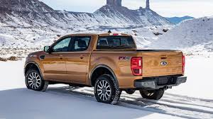 2019 ford ranger spy shots and video 2018 detroit auto show 2019 ford ranger 1 images 2018 detroit
