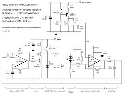 highly efficient 0 100 led dimmer