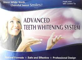 brightwhite smile teeth whitening light professional home advanced teeth whitening kit bleaching system