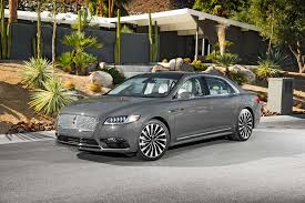 lincoln town car 2017 2017 lincoln continental 3 0t awd first test review