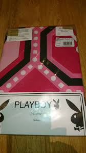 66 Inch Drop Curtains Curtains Playboy Logo Approx 66 Inch Wide X 72 Inch Drop In