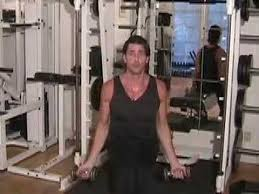 Great Shoulder - brad pitts trainer gregory joujon roche shows a great shoulder