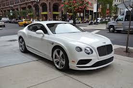 white bentley cars 2016 bentley continental gt speed stock b740 s for sale near