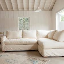 How To Slipcover A Sectional Slipcover Sectional Sofas Foter