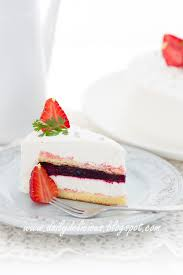 dailydelicious berry vanilla mascarpone entremets with video