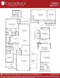 Castle Rock Floor Plans by Creekside Ridge By Castlerock Communities Diamondhomesrealty