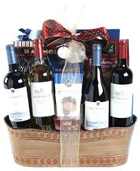 what to put in a wine basket gift basket wine basket san antonio winery