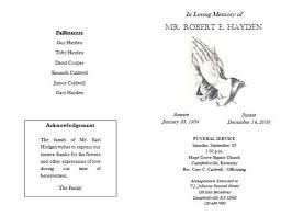funeral announcement template free funeral invitations