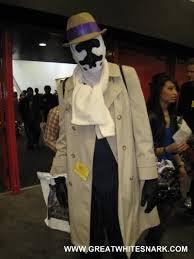 Rorschach Halloween Costume Wondercon 2009 Costumes 2
