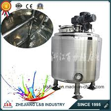 china emulsion paint mixing machine industrial paint mixing