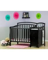 bargains on dream on me casco 3 in 1 mini crib and dressing table