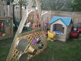 outdoor spaces for your home based childcare daycare spaces and