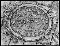 new orleans water meter jewelry fleur de lir i ous new orleans water meter jewelry