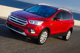 suv ford escape 2017 ford escape titanium compact suv is high on value asian