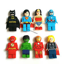 batman cake toppers marvel dc lego inspired cake toppers thor ironman