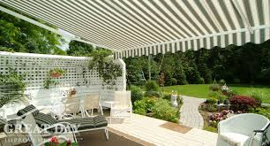 Backyard Awning Ideas Retractable Awning Ideas Pictures U0026 Designs Great Day Improvements