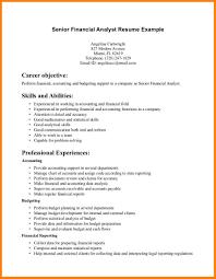example of job resume financial analyst resume summary free resume example and writing job resume financial analyst resume example senior financial analyst resume financial analyst