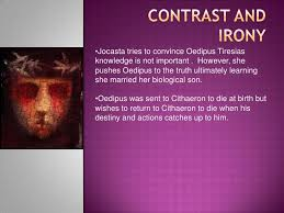 Oedipus Blinds Himself Quote Fate And Freewill In Oedipus The King