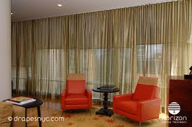 Height Of Curtains Inspiration Curtains For Half Height Windows Much Window Furnishings