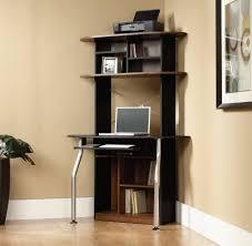 Corner Computer Desk With Bookcase 15 Best Ideas Of Small Corner Computer Desk
