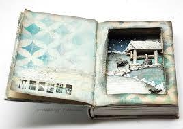 finnabair zimowa książka winter book