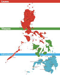 Philippines Map World by The Philippines Mycondoph
