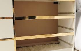 gold dresser striking snapshot of cabinet door bumpers 1 2 about cabinet pot
