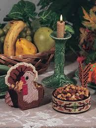 plastic canvas seasonal patterns thanksgiving