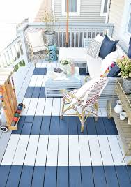 Painting An Outdoor Rug Best 25 Painted Deck Floors Ideas On Pinterest How To Paint