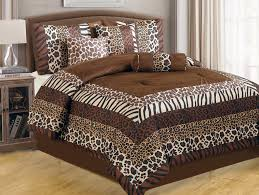 Cheetah Bedding Leopard Bedding Queen