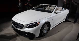 xe lexus mui tran mercedes maybach s650 cabriolet further than extravagance