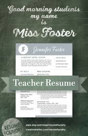 example of a teacher resume best 25 teacher resume template ideas on pinterest resume perfect teacher resume template easy to use all the help you need