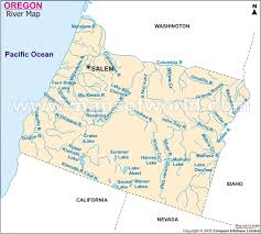 Oregon rivers images Oregon river map rivers map of oregon oregon maps jpg