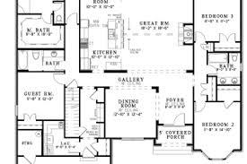 53 house blueprint floor plan the house designers design house