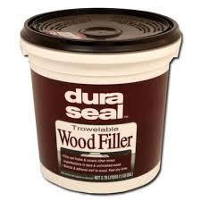 floor fillers patches duraseal trowelable wood filler oak
