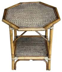 round rattan side table round wicker end table round side table wicker end table outdoor