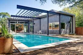 simple houses design with swimming pool with concept hd photos