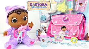doc mcstuffins get better baby doll doc mcstuffins get better baby cece check up doll disney