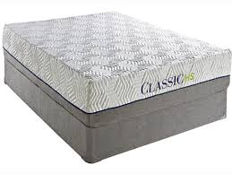 11 5 u201d classic gel hybrid mattress and adjustable comfort power