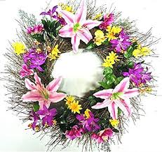whimsical spring forsythia wreath jenna burger 42 best spring door wreaths images on pinterest spring door