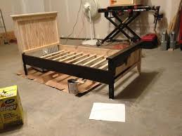 diy toddler bed with slide how to make a diy toddler bed