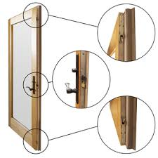 Patio Door Handle Lock Active Door 3 Point Lock Mechanism Panel 2579771 Andersen
