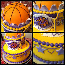 los angeles lakers birthday ideas google search 7th birthday