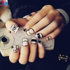 popular arte fake nail designs buy cheap arte fake nail designs