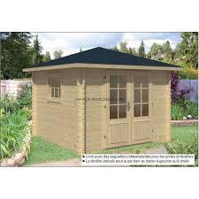 abri de jardin 9m2 abri de jardin en bois chalet de jardin en bois 9m2 halvar 300x300cm