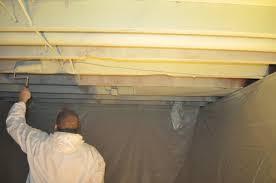 best paint for basement best unfinished basement ceiling paint unfinished